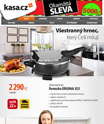 Legendární Remoska a další super produkty pro zdravé vaření! Vyberte si