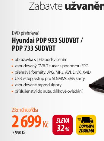 DVD HYUNDAI PDP
