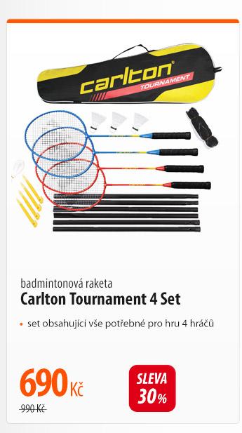 Badminton raketa Carlton Tournament 4 Set