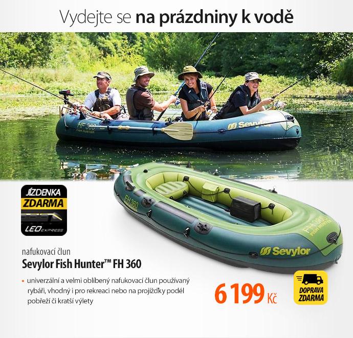 Člun nafukovací Sevylor Fish Hunter™ FH 360 zelené