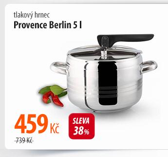 Tlakový hrnec Provence Berlin 5 l