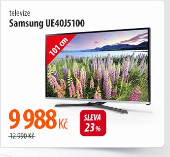 Televize Samsung UE40J5100 černá