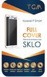 Szkło ochronne TGM Full Cover pro Huawei P Smart (TGMHUAWPSMWH) białe