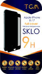 Szkło ochronne TGM Full Cover pro Apple iPhone 7/8 (TGMAPIP7/8BL) Czarne
