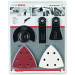 Zestaw akcesoriów Bosch 23 częsci dla szlifierek oscylacyjnych