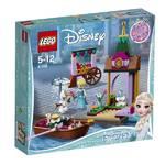 Zestawy LEGO® DISNEY PRINCESS™ DISNEY PRINCESS™ 41155 Przygoda Elzy na targu