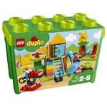 Zestawy LEGO® DUPLO® 10864 Velký box s kostkami na hřiště