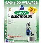 Worki do odkurzaczy Jolly MAX E 9 Electrolux