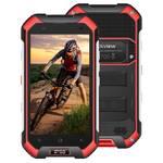 Telefon komórkowy iGET BLACKVIEW GBV6000s (84000414) Czarny/Czerwony