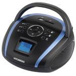 Radio Hyundai TR 1088B T3BBL Czarny/Niebieski