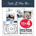 Natychmiastowy film Fujifilm Instax Square film 4 pack (70100149252)