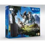 Konsola do gier Sony PlayStation 4 SLIM 1TB + Horizon Zero Dawn (PS719837961) Czarna