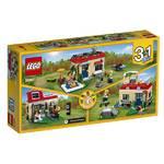 Zestawy LEGO® CREATOR® CREATOR 31067 Wakacje na basenie
