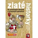 Hra Mindok Černé historky - Zlaté historky