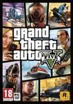 Hra RockStar PC Grand Theft Auto V (428390)