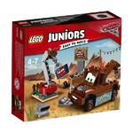 Zestawy LEGO® JUNIORS® 10733 Burákovo smetiště