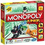 Hra Hasbro Monopoly junior