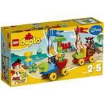 Stavebnica Lego® DUPLO Pirát Jake 10539 Závody na pláži