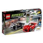 Zestawy LEGO® Speed Champions 75874 Chevrolet Camaro Drag Race
