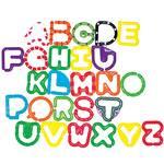 Alfabet A-Z Sassy