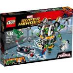 Zestawy LEGO® SUPER HEROES™ Super Heroes Spiderman 76059 Spiderman: Pułapka z mackami Doc Ocka