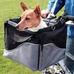 Torba transportowa na rower Trixie Front - Box na řídítka 41 x 26 x 26 cm