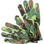 """Rękawiczki robocze FLO camuflage  8"""""""