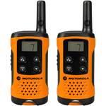 Krótkofalówki Motorola TLKR T41 (P14MAA03A1BJ) Pomarańczowe