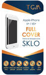 Szkło ochronne TGM Full Cover pro Apple iPhone 6 Plus/ 6S Plus (TGMAPIP6PWH) białe