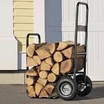Wózek do transportu drewna ShelterLogic 90490