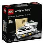 Zestawy LEGO® ARCHITECTURE® ARCHITECTURE 21035 Muzeum Solomona R. Guggenheima