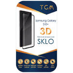 Szkło ochronne TGM 3D na Samsung Galaxy S10+ (TGM3DSGS10PBK) Czarne