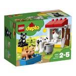 Zestawy LEGO® DUPLO® DUPLO® 10870 Zwierzątka hodowlane