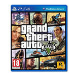 Gry RockStar PlayStation 4 Grand Theft Auto V (428391)