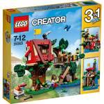 Zestawy LEGO® CREATOR® Creator 31053 Przygody w domku na drzewie