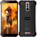 Telefon komórkowy Aligator RX700 (ARX700BR) Czarny/Czerwony