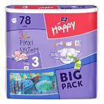 Plienky Bella Baby Happy Midi Big Pack 78 ks