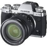 Aparat cyfrowy Fujifilm X-T3 + XF16-80 mm Srebrny
