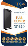 Szkło ochronne TGM Full Cover pro Huawei Nova 3 (TGMHUANO3BK) Czarne