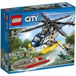 Stavebnica Lego® City Police 60067 Pronásledování helikoptérou