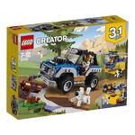 Zestawy LEGO® CREATOR® 31075 Dobrodružství ve vnitrozemí