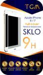 Szkło ochronne TGM Full Cover pro Apple iPhone 7/8 (TGMAPIP7/8WH) białe