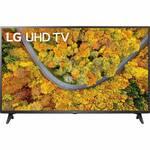 Telewizor LG 65UP7500 AI TV ze sztuczną inteligencją Czarna