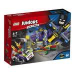 Zestawy LEGO® JUNIORS® 10753 Joker™ útočí na Batcave