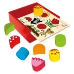Pudełko z kształtami BINO - Krecik