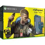 Konsola do gier Microsoft Xbox One X 1 TB Cyberpunk 2077 Limited Edition (FMP-00253)