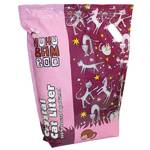 Żwirek Huhubamboo silikonowy, lawenda  3,8l