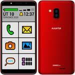 Telefon komórkowy Aligator S6000 Senior (AS6000SENRD) Czerwony