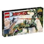 Zestawy LEGO® NINJAGO 70612 Mechaniczny smok zielonego ninja