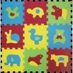 Piankowe puzzle Ludi zwierzątka Basic
